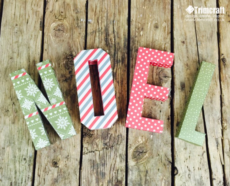 festive 3d printable noel letters w the craft blog