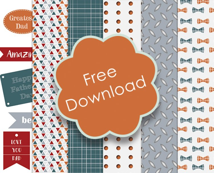 graphic regarding Free Printable Fathers Day Tags named Free of charge Trimcraft Printable Fathers d The Craft Website
