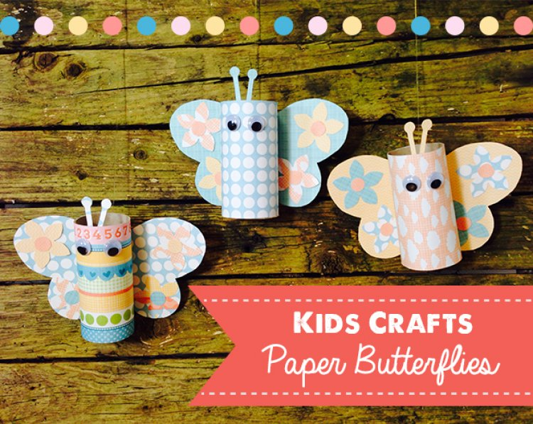 Get The Kids Crafting With Our Diy The Craft Blog
