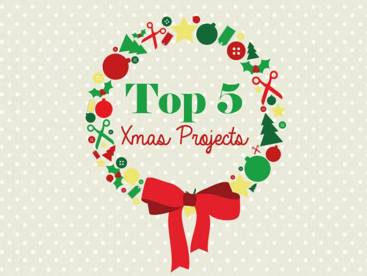 Top 5 most popular diy christmas cr the craft blog for Most popular diy crafts